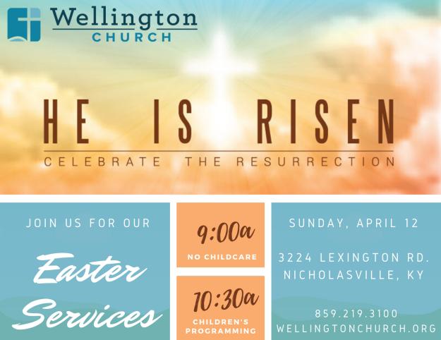 Special Resurrection Sunday Service
